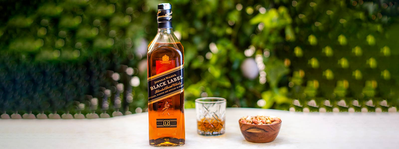 black label premium whisky